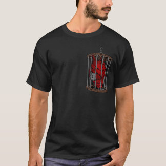 Barbed Wire Heart Shirts Gilded Cage Love Shirts