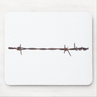 Barbed Wire Mousepads