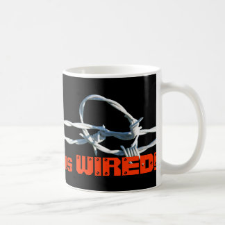 Barbed Wire Mug