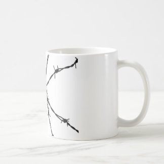 Barbed Wire Mugs