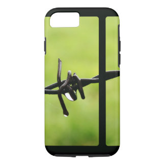 Barbed Wire Protective Tough iPhone 7 case