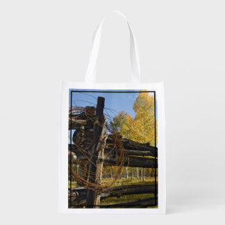 Barbed Wire Market Tote