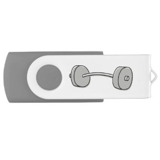 Barbell USB Flash Drive