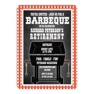 Barbeque Celebration Invitations