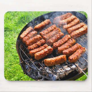 Barbeque Mouse Pad