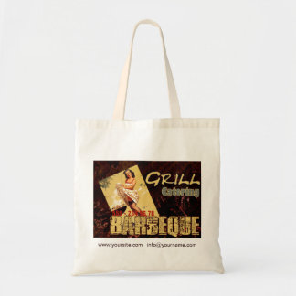 Barbeque - Printed Bag