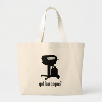 Barbeque Jumbo Tote Bag