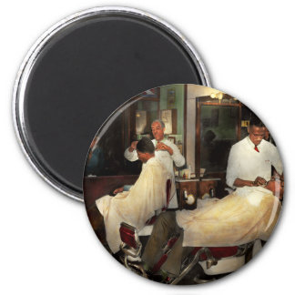 Barber - A time honored tradition 1941 Magnet