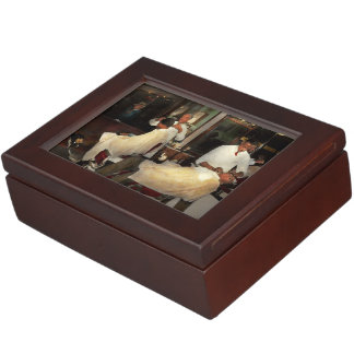 Barber - A time honored tradition 1941 Memory Box