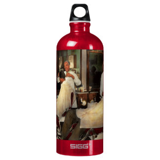 Barber - A time honored tradition 1941 Water Bottle