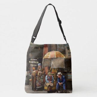 Barber - At Nelson's Barber Shop 1937 Crossbody Bag