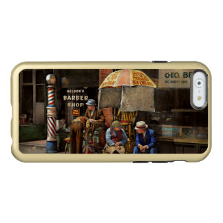 Barber - At Nelson's Barber Shop 1937 Incipio Feather® Shine iPhone 6 Case