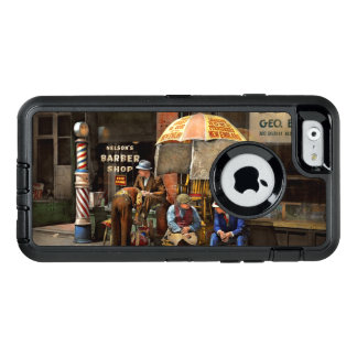 Barber - At Nelson's Barber Shop 1937 OtterBox iPhone 6/6s Case
