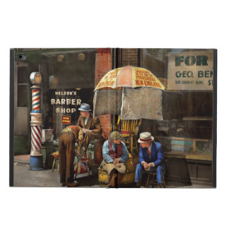 Barber - At Nelson's Barber Shop 1937 Powis iPad Air 2 Case