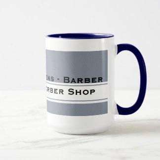 Barber, Barber Shop Mugs