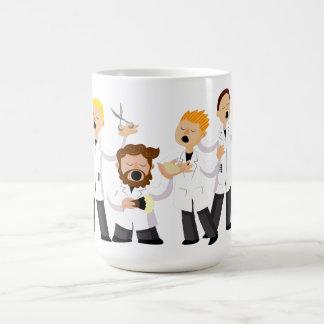 Barber Barbershop Coffee Mug