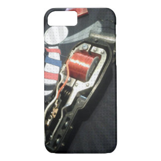 Barber Hair Clippers iPhone 7 case