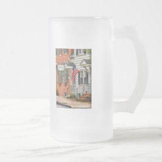 Barber - Keller's Barber Shop Coffee Mug