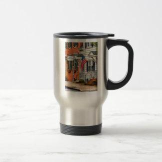 Barber - Keller's Barber Shop Mug