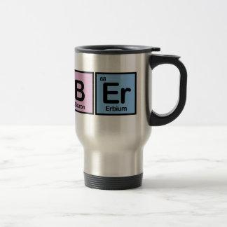 Barber made of Elements Mug