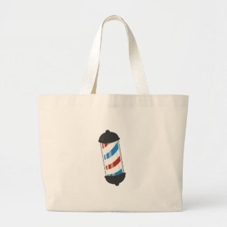 Barber Pole Canvas Bags