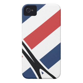 barber pole iPhone 4 case