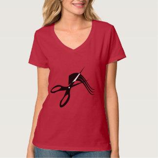 Barber Scissors - Hair Stylist T-Shirt