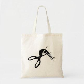 Barber Scissors - Hair Stylist Tote Bag