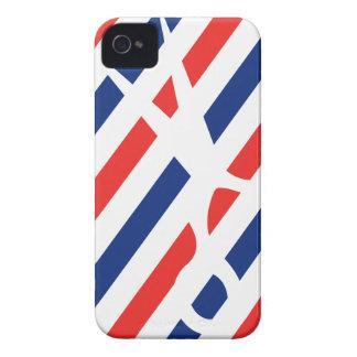 Barber Scissors iPhone 4 Case-Mate Case