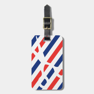 Barber Scissors Luggage Tag