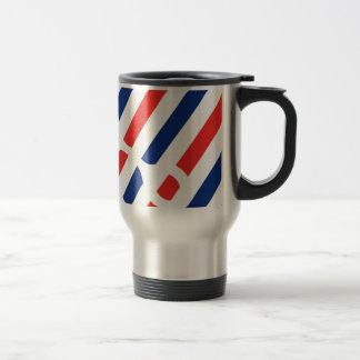 Barber Scissors Travel Mug