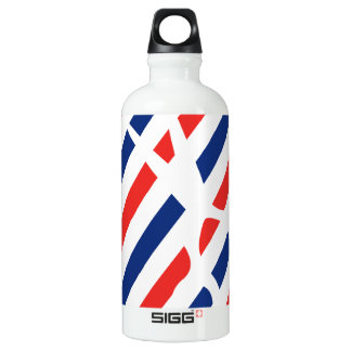 Barber Scissors Water Bottle