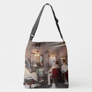 Barber - Senators-only barbershop 1937 Crossbody Bag