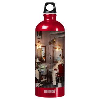 Barber - Senators-only barbershop 1937 Water Bottle