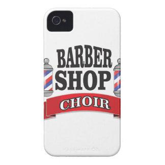 barber shop choir iPhone 4 cover
