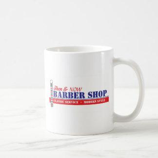 Barber Shop Mug