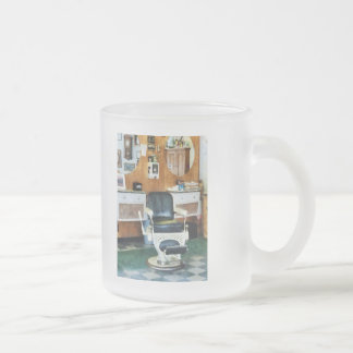 Barber Shop One Chair Mugs