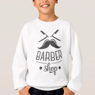 Barber Shop Sweatshirt