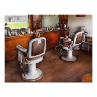 Barber - The Hair Stylist Flyer