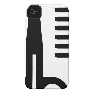 Barber Tools Case-Mate iPhone 4 Case