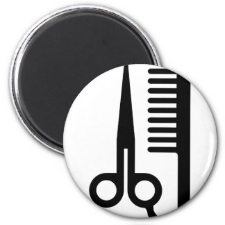 Barber Tools Magnet