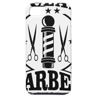 BARBER TOUGH iPhone 5 CASE