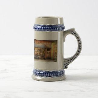 Barber - Towne Barber Shop Coffee Mug