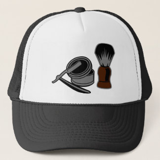 BARBER TRUCKER HAT
