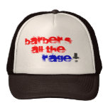 Barber's all the Rage! Cap