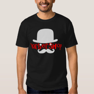 Barbershop Bowler T Shirts