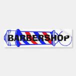 Barbershop Bumper Stickers
