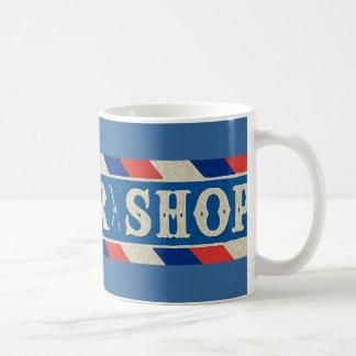 Barbershop Coffee Mug