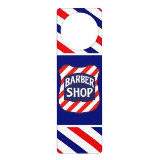 Barbershop Door Hanger