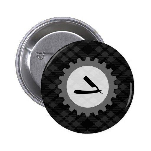 barbershop gear pins